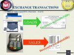 exchange transactions6