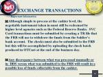 exchange transactions7