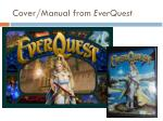 cover manual from everquest