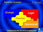 franchise structure3