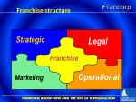 franchise structure7