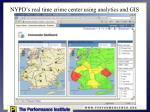 nypd s real time crime center using analytics and gis