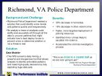 richmond va police department