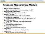 advanced measurement module1