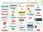 qlikview india strong clientele of 700 customers1