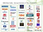 qlikview india strong clientele of 700 customers2