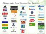 qlikview india strong clientele of 700 customers3