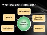 what is qualitative research2