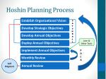 hoshin planning process