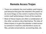 remote access trojan