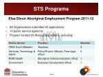 sts programs4