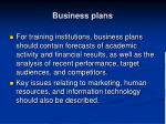 business plans1