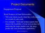 project documents7