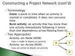 constructing a project network cont d1