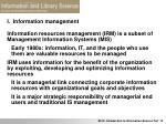 i information management4