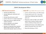 oawl optical autocovariance wind lidar