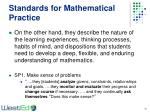 standards for mathematical practice3