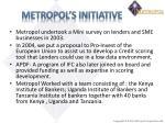 metropol s initiative