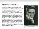 british blockbusters
