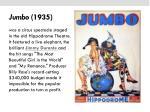 jumbo 1935