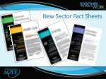 new sector fact sheets