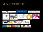 more event partners