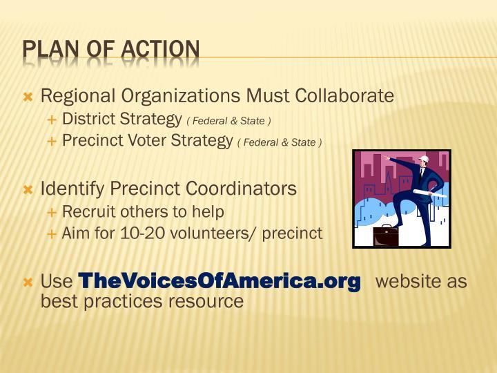 Regional Organizations Must Collaborate