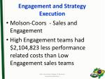 engagement and strategy execution1