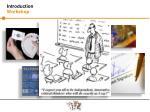 introduction workshop