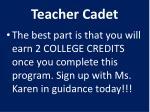 teacher cadet1