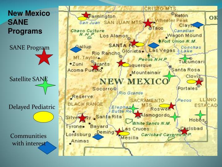 New Mexico SANE