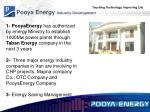 pooya energy industry development1