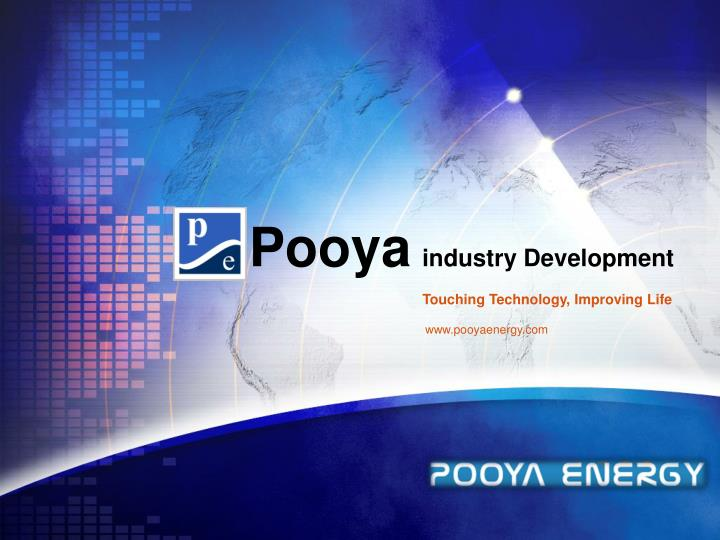 pooya industry development n.