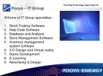 pooya it group