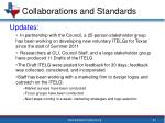 collaborations and standards1