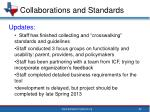 collaborations and standards3