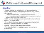 workforce and professional development1