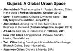 gujarat a global urban space