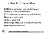 other adf capabilities2