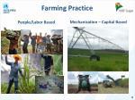 farming practice