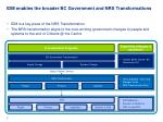 idm enables the broader bc government and nrs transformations