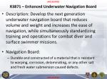r3871 enhanced underwater navigation board
