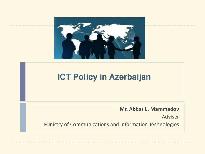 ict policy in azerbaijan n.