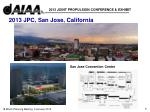 2013 jpc san jose california