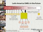 latin america smes in the future