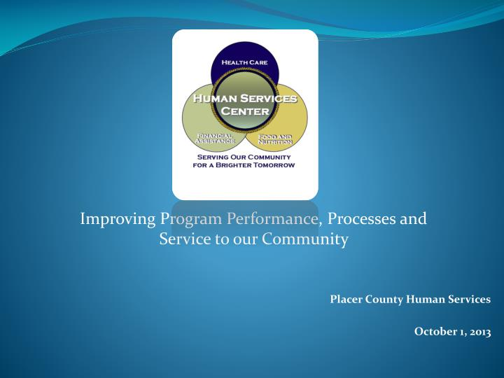 placer county human services october 1 2013 n.