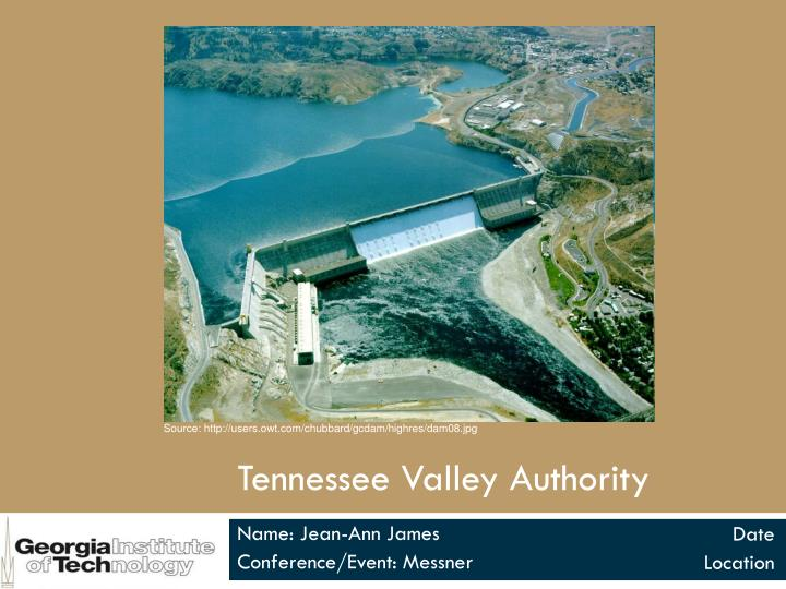 tennessee valley authority n.