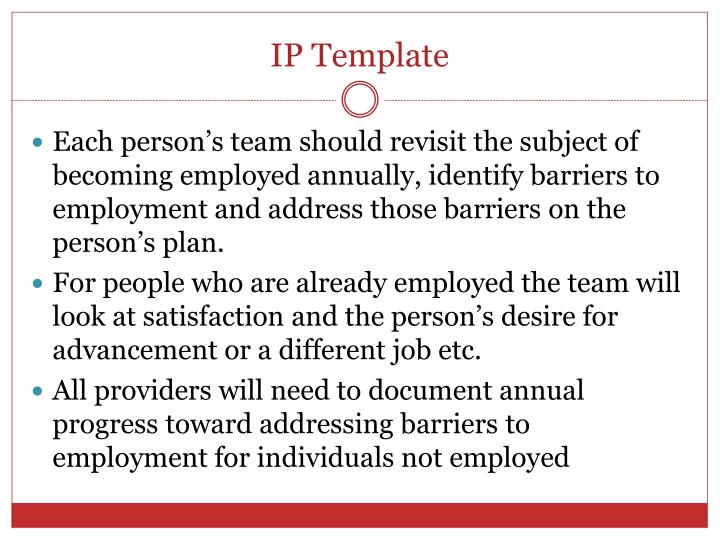 IP Template