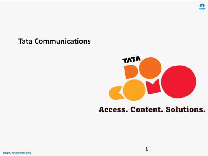 tata communications n.