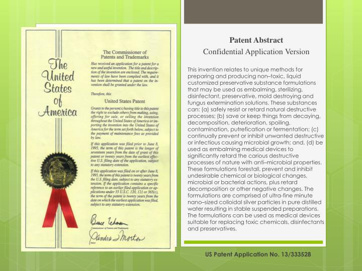 Patent Abstract